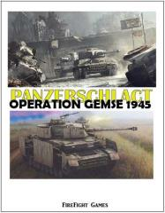 Panzerschlact - Operation Gemse 1945