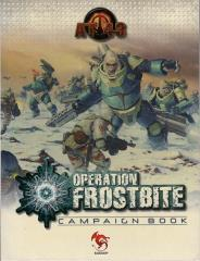 Operation Frostbite Rulebook