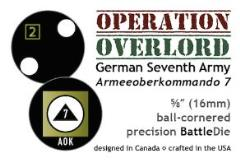 16mm D-Day - German Seventh Army