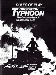 Operation Typhoon - Promotional Rulebook