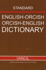 Standard English-Orcish/Orcish-English Dictionary