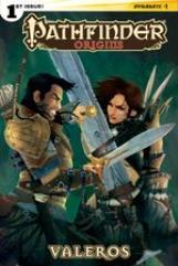 Origins #1 (Cichon Cover)