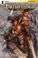 Origins #1 (Sejic Cover)