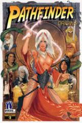 Origins #3 (Cichon Cover)