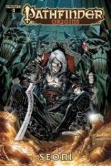 Origins #3 (Izaaske Cover)