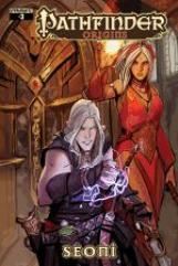 Origins #3 (Sejic Cover)