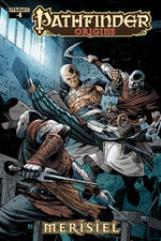 Origins #4 (Izaakse Cover)