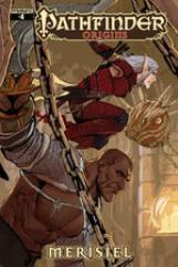 Origins #4 (Sejic Cover)