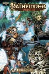 Origins #5 (Garcia Cover)