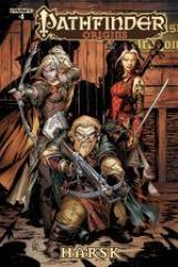 Origins #5 (Izaakse Cover)