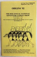 1982 Program