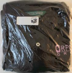 Orpheus Group Logo Black Polo (L)
