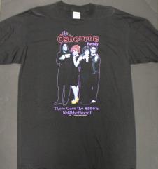 Osbourne Family T-Shirt (XL)