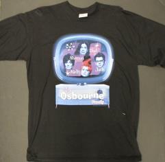 Osbourne Family TV T-Shirt (L)