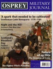 "Vol. 2, #4 ""A Spark That Needed to be Cultivated!, Night and the Hill!, Scotland's Bloodiest Day"""