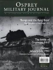 "Vol. 4, #1 ""The Canadians at Vimy Ridge, The Battle of Grunwald"""