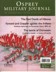 "Vol. 4, #2 ""Red Devils of Hikone, The Battle of Durnstein"""