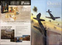 Promo Poster - Osprey Games