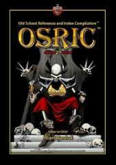 OSRIC - Old School Reference and Index Compilation (Updated 2nd Edition)