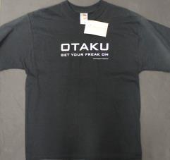 Otaku - Get Your Freak On T-Shirt (L)