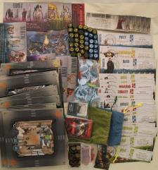 Others, The - Kickstarter Set! #1 - Base Game + 7 Expansions!