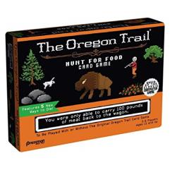 Oregon Trail, The - Hunt for Food