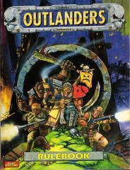 Outlanders - Rulebook Only!