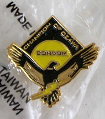 Champion of Ozawa Pin - Condor