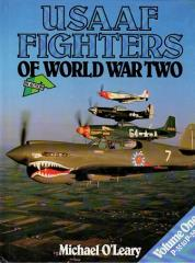 USAAF Fighters of World War II, Vol. 1 - P-35 to P-39