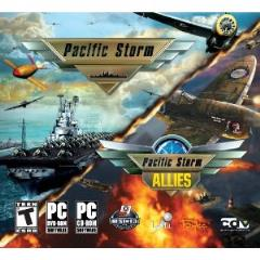 Pacific Storm & Pacific Storm - Allies 2 Pack