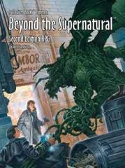 Beyond the Supernatural (2nd Edition)