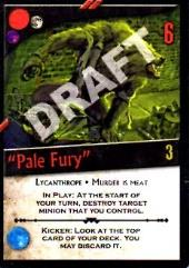 Pale Fury Promo Pack