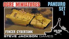 Paneuro Set #1 - Fencer Cybertank