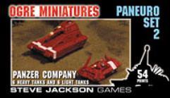 Paneuro Set #2 - Panzer Company