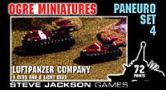 Paneuro Set #4 - Luftpanzer Company