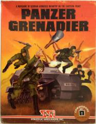 Panzer Grenadier (Commodore 64)