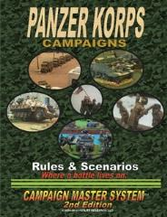 Panzer Korps - Campaigns (2nd Edition)