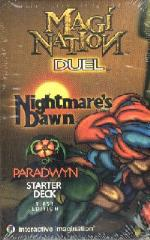 Nightmare's Dawn - Paradwyn Starter Deck
