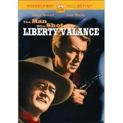 Man Who Shot Liberty Valance, The (Widescreen)