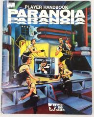 Paranoia (1st Edition) - Player's Handbook