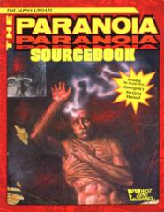 Paranoia Sourcebook, The