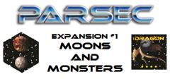 Parsec Expansion #1 - Moons and Monsters
