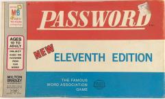 Password (11th Edition)