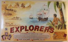 Explorers - A Cooperative Adventure