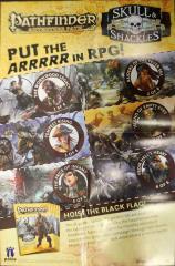Skull & Shackles - Put the ARRRRR in RPG! Promo Poster