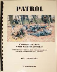 Patrol - WWII (Playtest Edition)