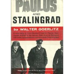 Paulus and Stalingrad