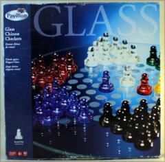 Glass Chinese Checkers