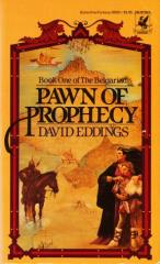 Belgariad, The #1 - Pawn of Prophecy (1982 Printing)