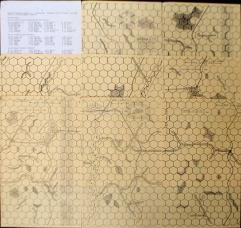 PanzerBlitz - Prochorovka Map
